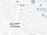 小松島市 坂口鍼灸整骨院・整体院の地図