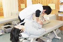 阿南坂口鍼灸整骨院・整体院の産後の楽トレ