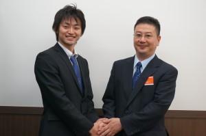 天野・高橋先生