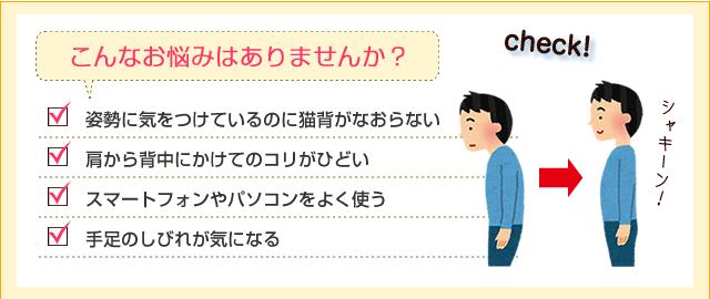 阿南・小松島坂口鍼灸整骨院・整体院のこんなお悩みありませんか?