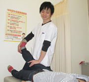捻挫・挫傷・肉離れ・打撲の施術