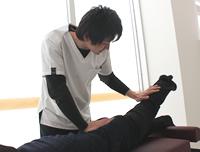 阿南・小松島坂口鍼灸整骨院・整体院のMPF療法(深層筋調整×骨格矯正)の施術写真